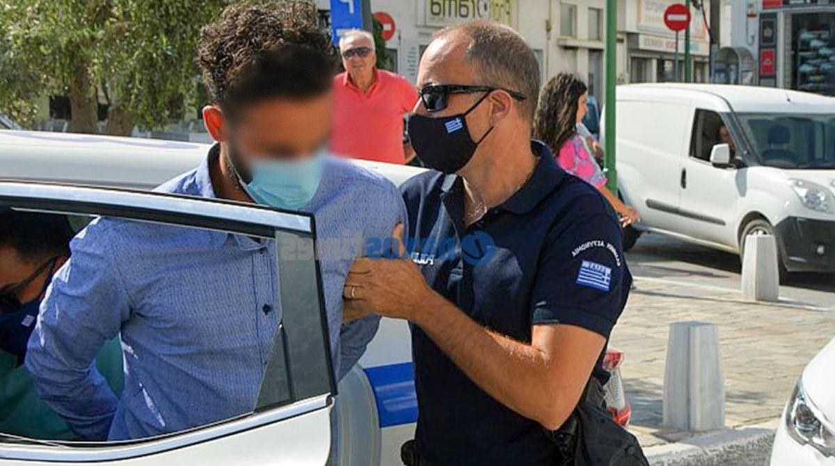 Φολέγανδρος: Απόπειρα αυτοκτονίας φέρεται να έκανε ο καθ' ομολογίαν δολοφόνος της Γαρυφαλλιάς