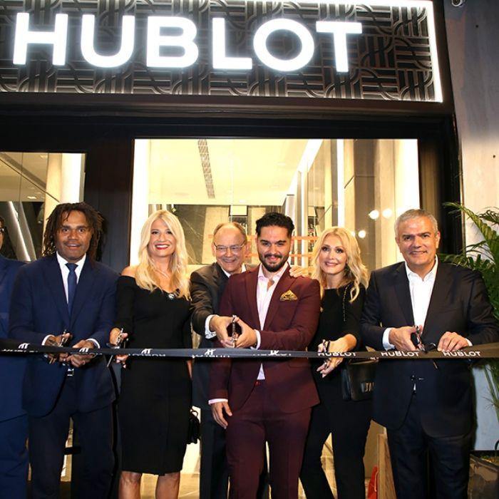 Η πρώτη HUBLOT Boutique στην Ελλάδα γίνεται δύο ετών!