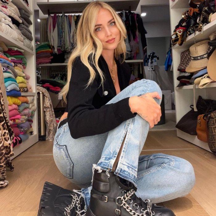 Η Chiara Ferragni ετοιμάζει το νέο της reality show και εμείς μπαίνουμε στην ντουλάπα της