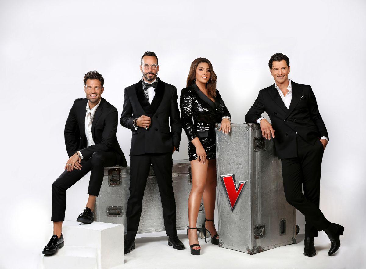 Πρεμιέρα για το The Voice: Δείτε την πρώτη τηλεοπτική εμφάνιση του Κωνσταντίνου Αργυρού ως coach!