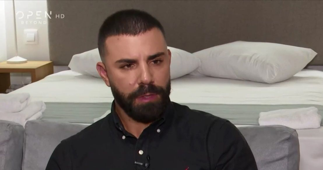 Big Brother – Αντώνης Αλεξανδρίδης: «Παίρνω το μερίδιο ευθύνης που μου αναλογεί, δεν είμαι βιαστής»