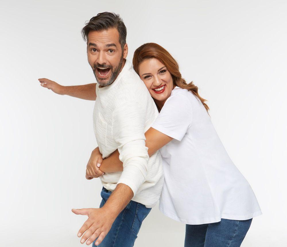 Breakfast@Star: Ελίνα Παπίλα και Γιώργος Καρτελιάς έκαναν πρεμιέρα με τραγούδι!