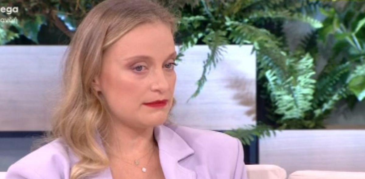 Λένα Δροσάκη: Παραχώρησε την πρώτη της τηλεοπτική συνέντευξη -«Μέσα από αυτό που ξεκινήσαμε συνέβη κάτι. Ένιωσα ανακούφιση»