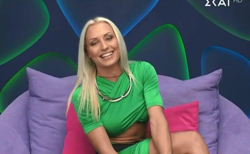 Big Brother: Η τραγουδίστρια Μαρία Αλεξόγλου είναι η νέα παίκτρια του Μεγάλου Αδερφού