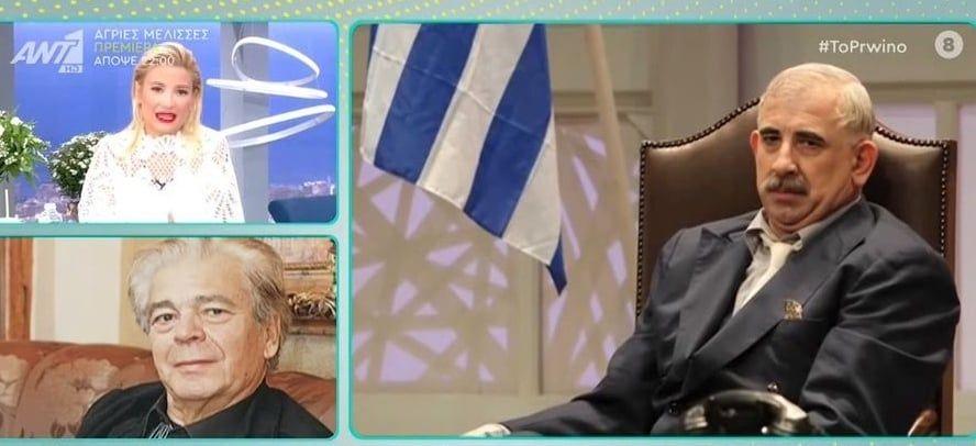 Φαίη για τις δηλώσεις του Γιάννη Μόρτζου υπέρ Φιλιππίδη: «Έχω μείνει με το στόμα ανοιχτό, δεν μπορώ να καταλάβω»