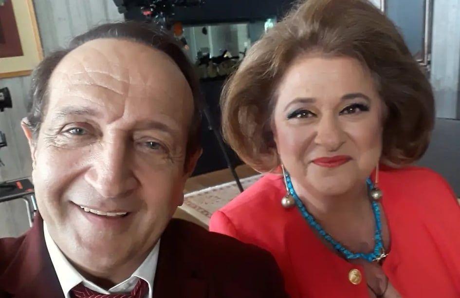 Ο Σπύρος Μπιμπίλας στο Πρω1νό για τα αρνητικά σχόλια που δέχτηκε: «Δεν μετάνιωσα που δημοσίευσα φωτογραφία μου με την Ελισάβετ Κωνσταντινίδου»