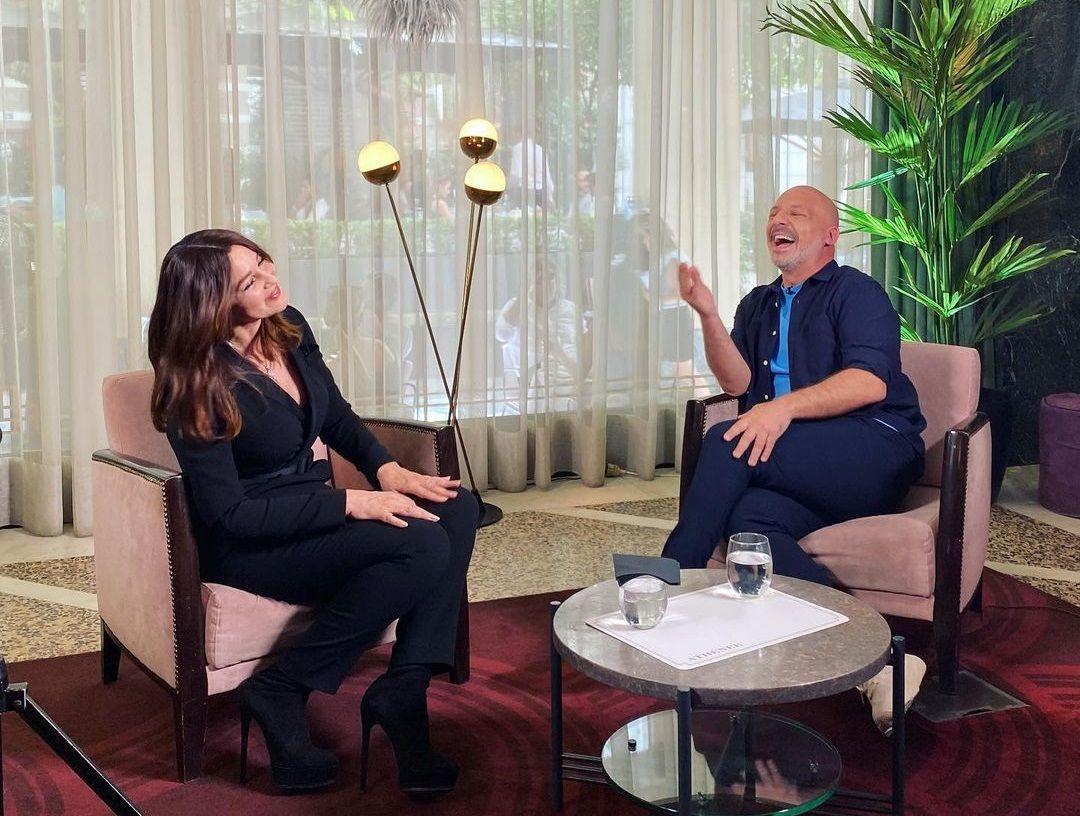 Η Monica Bellucci στον Νίκο Μουτσινά: Η Μαρία Κάλλας, το όνειρο που ζει και η αγάπη της για την Ελλάδα