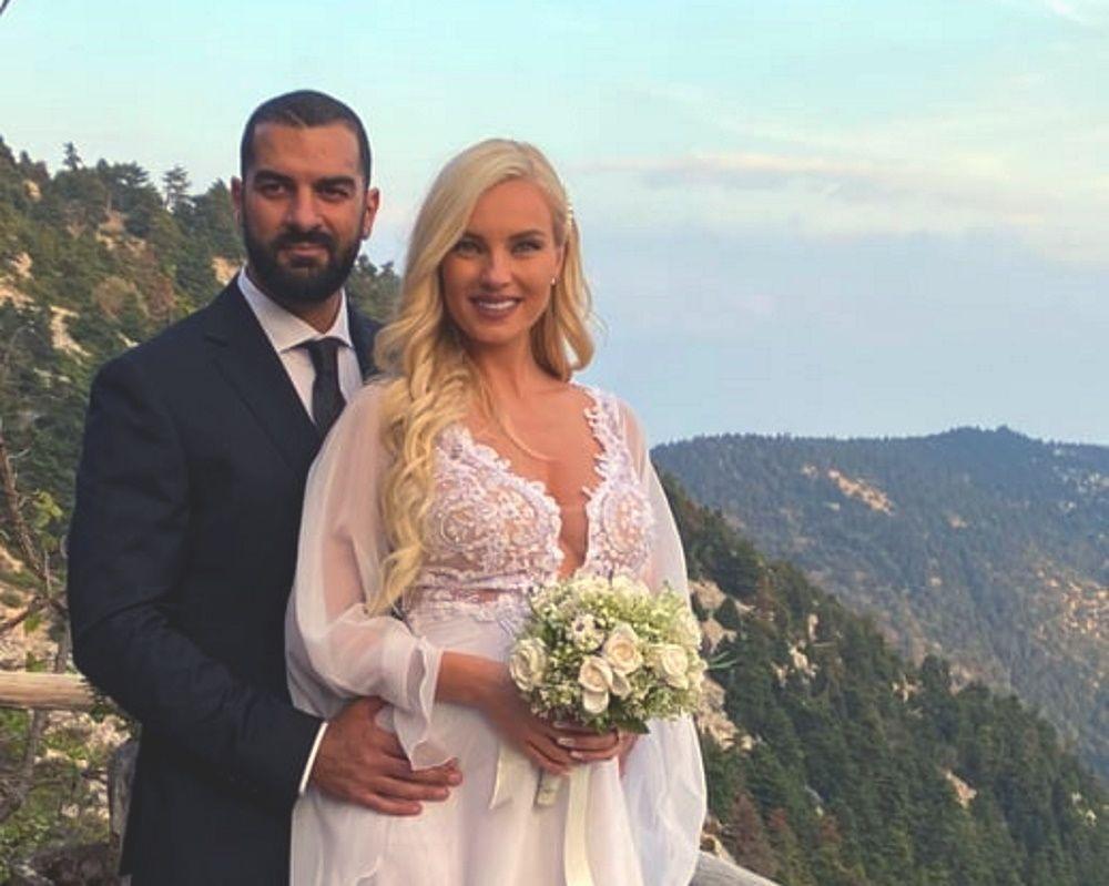 Τζούλια Νόβα – Μιχάλης Βιτζηλαίος: Όλα όσα έγιναν στον γάμο τους και οι πρώτες δηλώσεις των νεόνυμφων