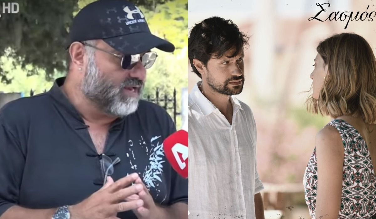 Σασμός: Ο σκηνοθέτης της σειράς, Κώστας Κωστόπουλος, κάνει αποκαλύψεις – «Θα χυθεί πολύ αίμα»