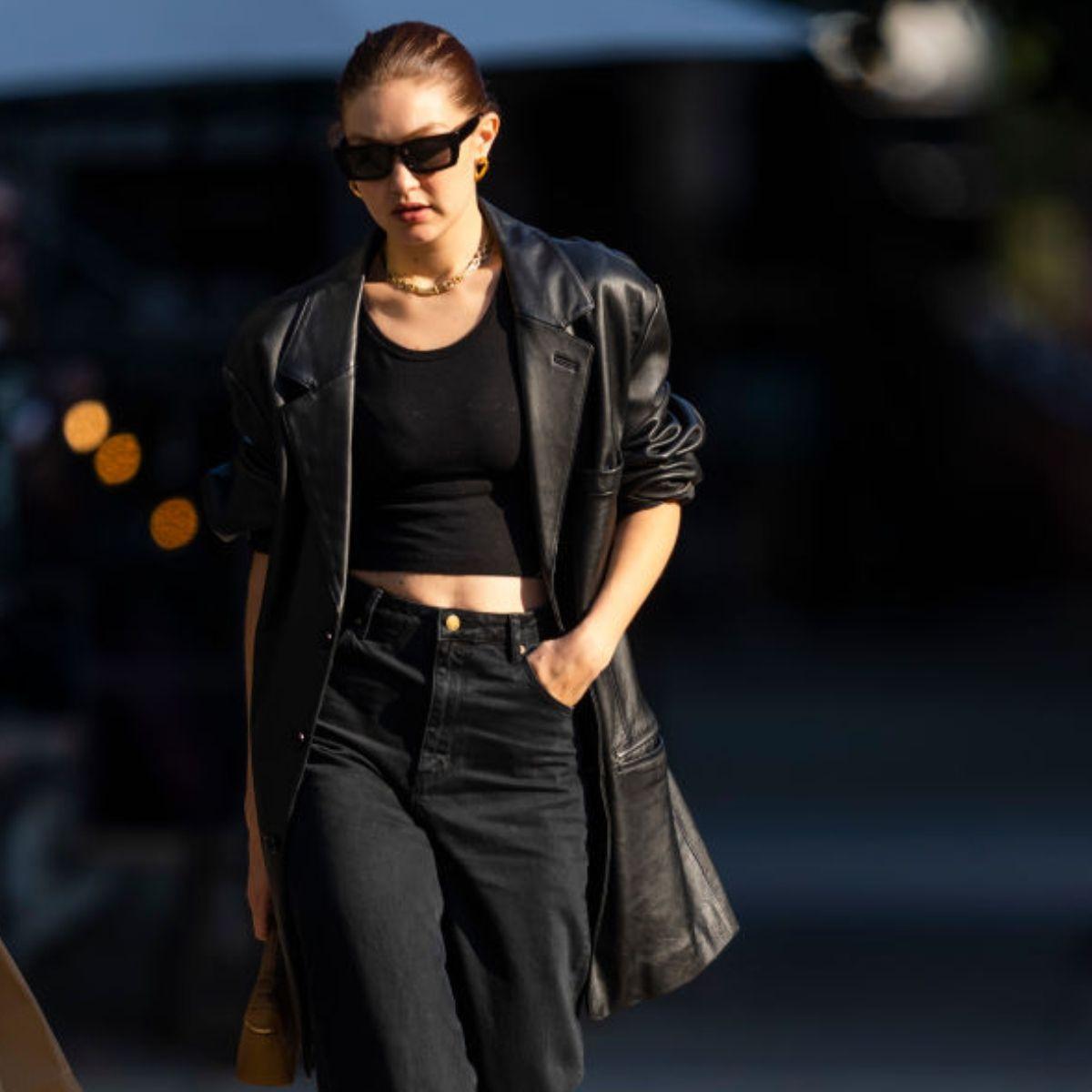 H Gigi Hadid μας δείχνει τα 5 αγαπημένα της πανωφόρια για αυτή τη σεζόν