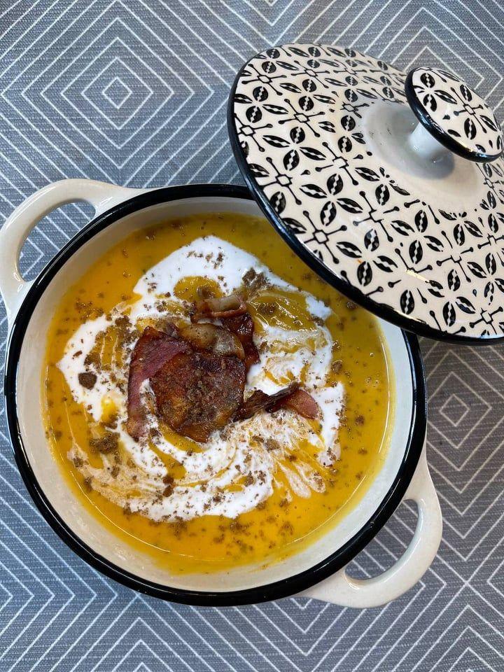 Φανταστική σούπα Κολοκύθας (βελουτέ) -Μπουκιά και απόλαυση!
