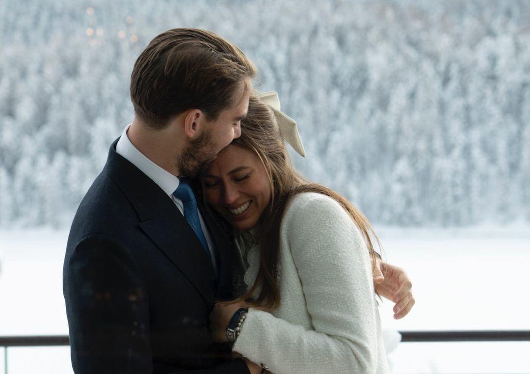 Φίλιππος Γλύξμπουργκ – Nina Flohr: Εικόνες από το δείπνο που παραθέτουν λίγο πριν τον γάμο τους