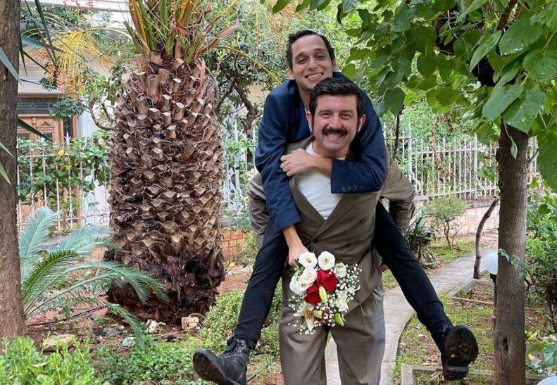 Ο Μιχάλης Οικονόμου ξεκαθαρίζει: «Δεν παντρευτήκαμε με πολιτικό γάμο γιατί…»