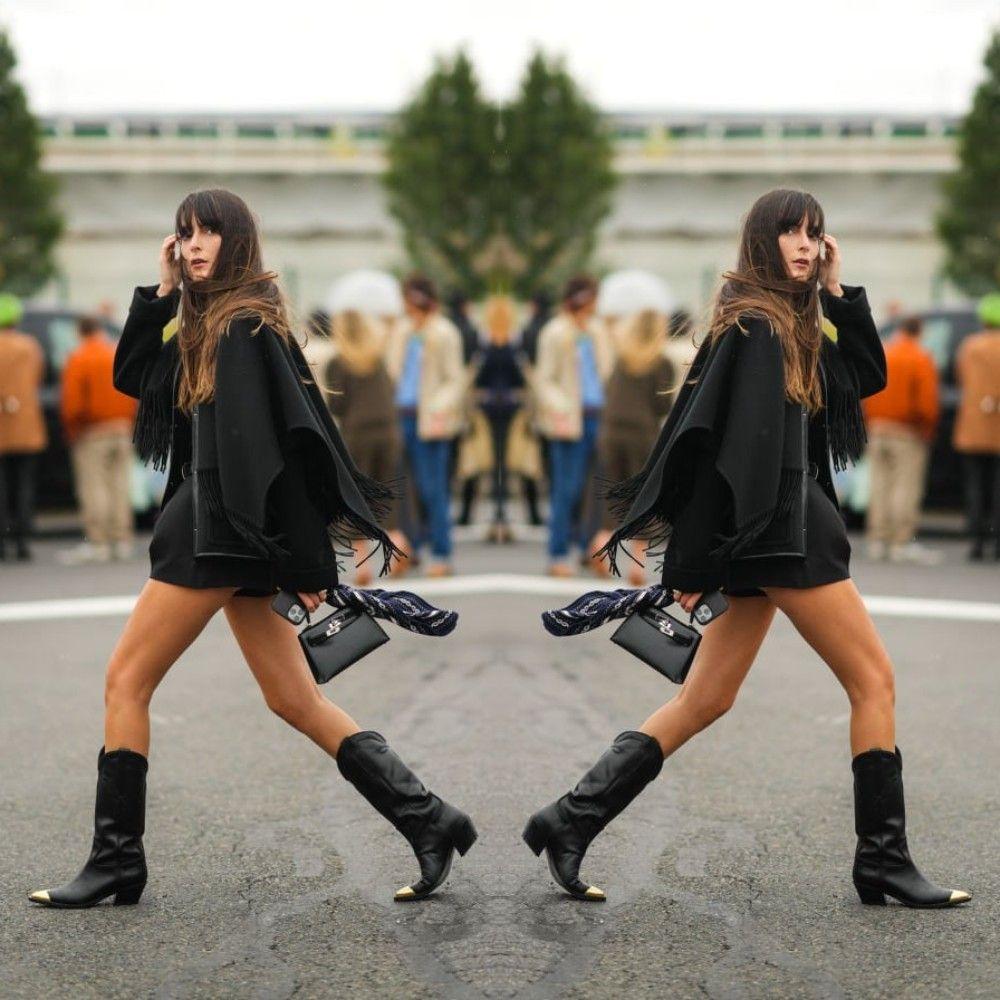 Cowboy boots: Styling tips για να φορέσεις ολόσωστα τις πιο hot μπότες του Χειμώνα!