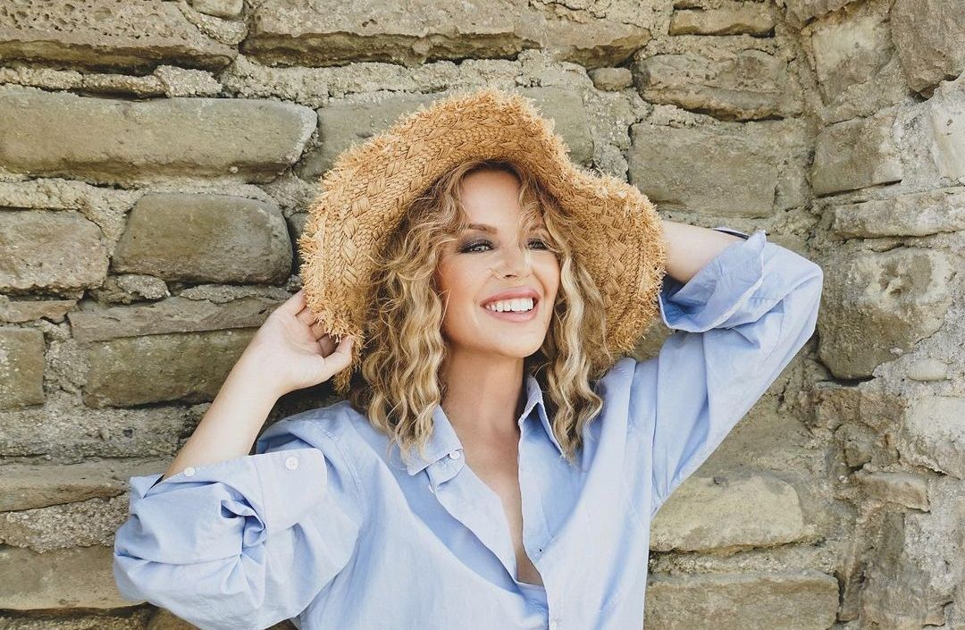 Kylie Minogue: Η σπάνια φωτογραφία με τον σύντροφό της