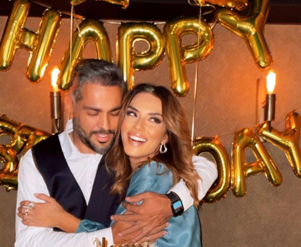 Βάσω Λασκαράκη: Ο Λευτέρης Σουλτάτος της ετοίμασε πάρτυ -έκπληξη για τα γενέθλιά της!