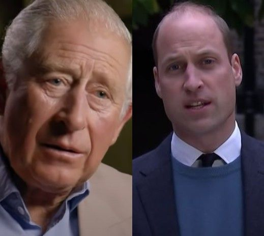 Πρίγκιπας Κάρολος-Πρίγκιπας Ουίλιαμ: Ποζάρουν μαζί σε ένα σπάνιο στιγμιότυπο